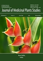 Journal of Medicinal Plants Studies