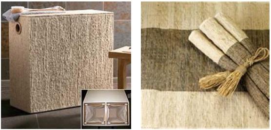 As textile