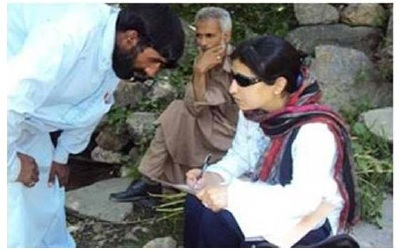 Interview of local people during collection of R. emodi and other medicinal plants from different altitudes of Kashmir Himalaya